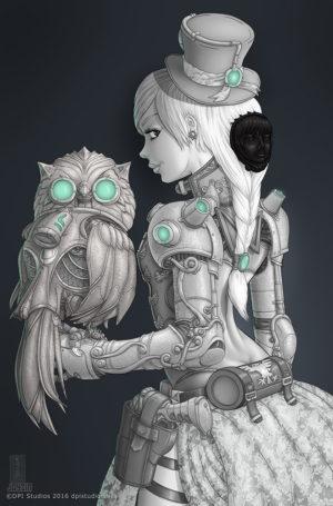 Lady-Alencon